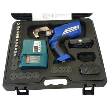Aluminum Collision Tools 36061 Self Piercing Rivet Gun Kit Sale $4627.99 SKU: acln36061 ID# 36061 UPC# 663126010065 :