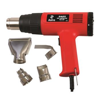 Picture of Astro Pneumatic 9425 Dual Temperature Heat Gun Kit