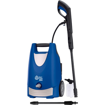 AR Blue Clean AR260SD 1,700 PSI 1.58 GPM Electric Pressure Washer
