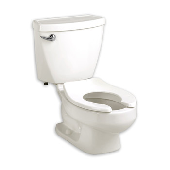 Picture of American Standard 2315228020 128 GPF Baby Devoro FloWise 10 in High Round Front Toilet White