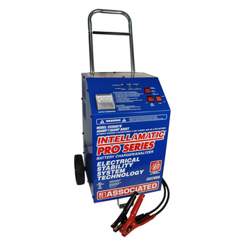 Associated Equipment ESS6007B 12V 40/130 Amp Boost Intellamatic Battery Charger Sale $597.99 SKU: asoness6007b ID# ESS6007B UPC# 99684004190 :