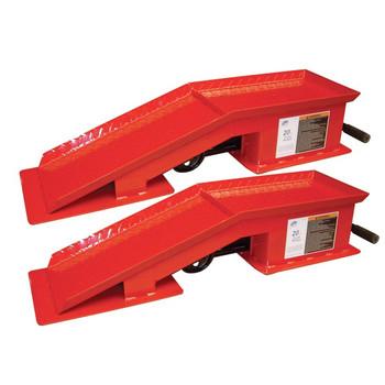 ATD 7320 Heavy-Duty 20-Ton Truck Ramps Sale $727.99 SKU: atdn7320 ID# 7320 UPC# 663126073206 :