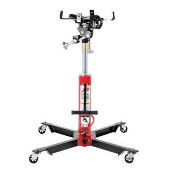 ATD 7431 1/2-Ton Ratcheting Head Telescopic Air Hydraulic Transmission Jack Sale $1127.99 SKU: atdn7431 ID# 7431 UPC# 663126074319 :