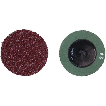 Picture of ATD 87236 2 in 36 Grit Aluminum Oxide Mini Grinding Discs