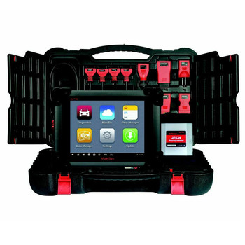 Autel MS908P MaxiSYS ProDiagnostic System with Preprogramming Box/VCI Sale $2749.99 SKU: aulnms908p ID# MS908P UPC# 849438001186 :