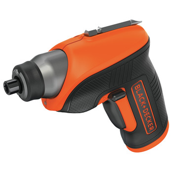 Black & Decker BDCS30C 4V MAX Cordless Lithium-Ion Rechargeable Screwdriver