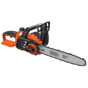 Black & Decker LCS1240B 40V MAX Cordless 12 in. Lithium-Ion Chainsaw (Bare Tool)