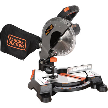 Picture of Black  Decker M1850BD 9 Amp 7-14 in Compound Miter Saw