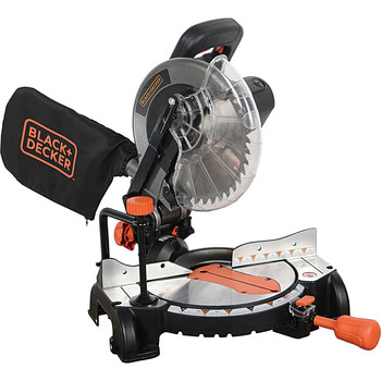 Picture of Black  Decker M2500BD5 15 Amp 10 in Compound Miter Saw