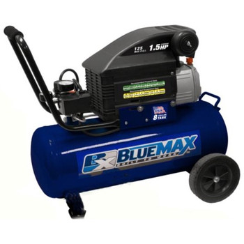 Picture of Blue Max 42801 15 HP 8 Gallon Horizontal Air Compressor
