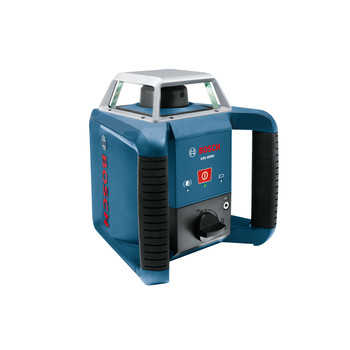 Bosch GRL400H Self-Leveling Exterior Rotary Laser