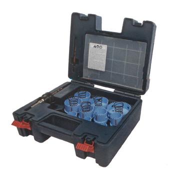Bosch HSM23PCM 23-Piece Quick Change Sheet Metal Hole Saw Kit