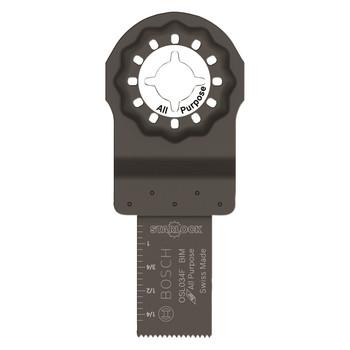 Bosch OSL034F 3/4 in. Starlock Bi-Metal Plunge Cut Blade