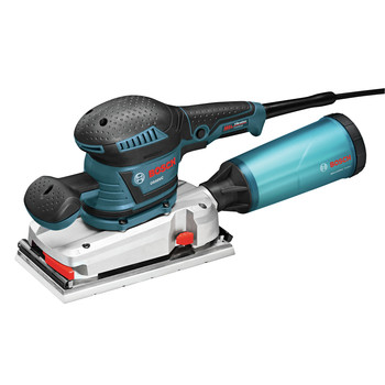 Bosch OS50VC-RT 3.4-Amp Variable Speed 1/2-Sheet Orbital Finishing Sander with Vibration Control