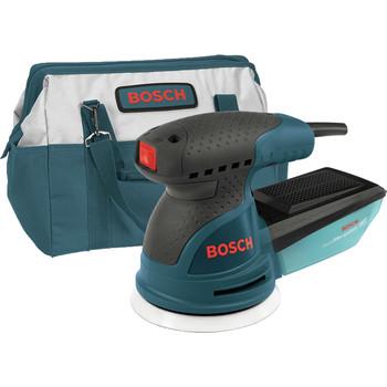 Bosch ROS20VSK-RT 5 in. VS Random Orbit Palm Sander Kit with Hardshell Case