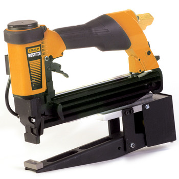 Bostitch ESD-450S2P 16 Gauge 1 in. Crown 2 in. Pneumatic 6-Layer Clinch Stapler Sale $1189.99 SKU: bstnesd-450s2p ID# ESD-450S2P UPC# 77914042600 :