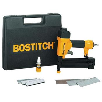 Bostitch SB-2IN1 18-Gauge 1-5/8 in. 2-in-1 Brad Nailer and Finish Stapler Kit