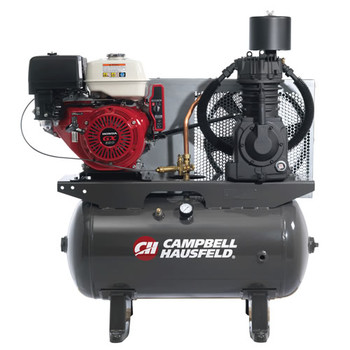Campbell Hausfeld CE7003 13 HP Two-Stage 30 Gallon Oil-Lube Stationary Horizontal Air Compressor Sale $2369.99 SKU: CBHNCE7003 ID# CE7003 UPC# 45564627249 :