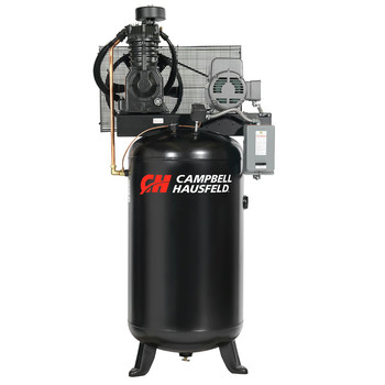 Campbell Hausfeld CE7051 5 HP Two-Stage 80 Gallon Oil-Lube 3 Phase Stationary Vertical Air Compressor Sale $1719.99 SKU: CBHNCE7051 ID# CE7051 UPC# 45564628413 :