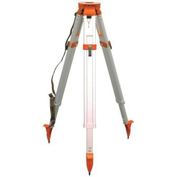 CST/berger 60-ALQRI20-O 65 in. Quick Clamp Aluminum Tripod (Orange)