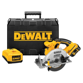 Dewalt DCS390L 18V XRP Cordless Lithium-Ion Circular Saw Kit