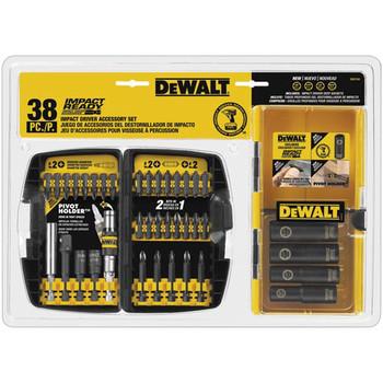 Dewalt DW2169 38-Piece Impact Ready and Accessory Set