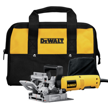 Dewalt DW682K 6.5 Amp 10,000 RPM Plate Joiner Kit