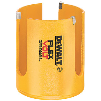 Dewalt DWAFV0218 2-1/8 in. Carbide Wood Hole Saw