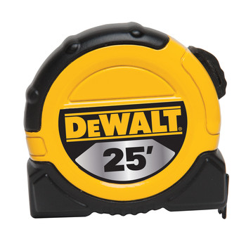 Picture of Dewalt DWHT33373 1-18 in x 25 ft Measuring Tape