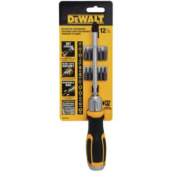 Dewalt DWHT69233 12 Bit Ratcheting Screwdriver