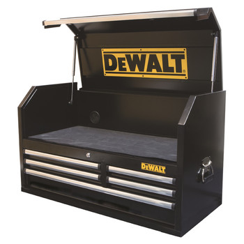 Picture of Dewalt DWMT74433 40 in 500 lb Capacity 5 Drawer Top Chest Metal Storage