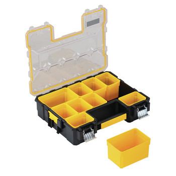 Dewalt DWST14825 Deep Pro Organizer with Metal Latch