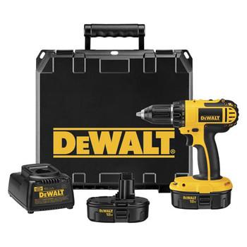 Dewalt DC720KAR 18V Cordless 1/2 in. Compact Drill Driver Kit