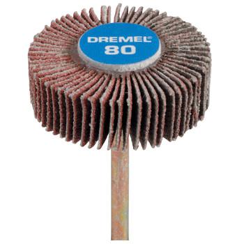 Dremel 502 3/8 in. 80 Grit Flapwheel Sander
