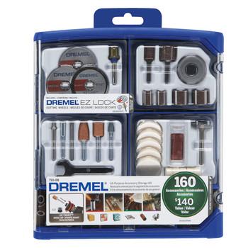 Dremel 710-08 160-Piece All-Purpose Rotary Accessory Kit