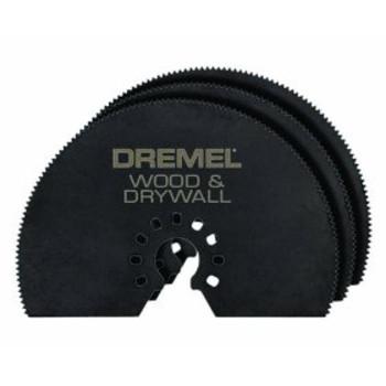 Dremel MM450B Multi-Max 3 in. Wood/Drywall Saw Blades (3-Pack)