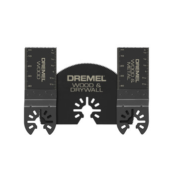 Dremel MM492 3-Piece Universal Quick-Fit Cutting Assortment Pack