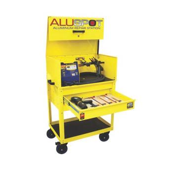Dent Fix Equipment DF-900DX Aluspot Deluxe Aluminum Repair Station