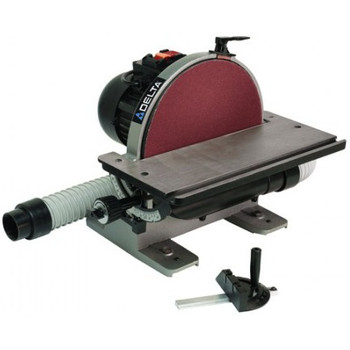 Delta 31-140 12 in. Disc Sander with Integral Dust Collection