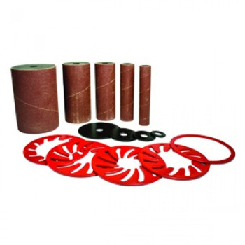 Delta 31-741 5-Piece Drum and Sleeve Sanding Kit for SA350K