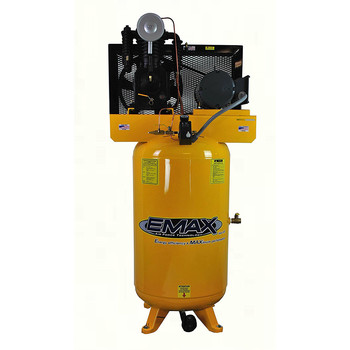 EMAX EP05V080I1 80 Gallon 5 HP V4 2-Stage 1-Phase Vertical Air Compressor Sale $2157.99 SKU: eaxnep05v080i1 ID# EP05V080I1 UPC# 815002010113 :