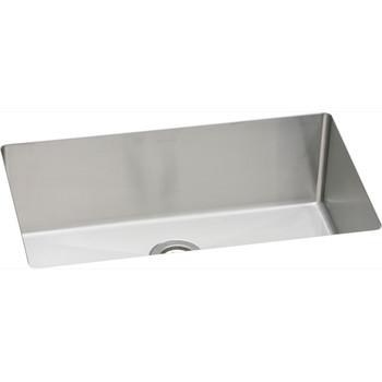 Elkay EFRU2816DBG Avado Undermount 30-1/2 in. x 18-1/2 in. Single Basin Kitchen Sink (Stainless Steel)