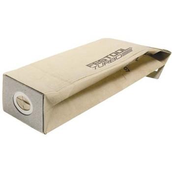 Festool 489128 Turbo Dust Bag for DTS 400 EQ (5-Pack)