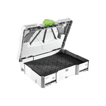Festool 497695 Systainer with Insert for Router Bits