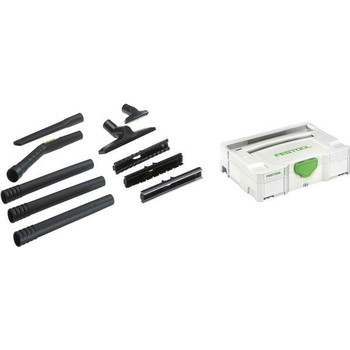 Festool 497697 Compact Cleaning Set in T-Loc Systainer Sale $94.00 SKU: FESN497697 ID# 497697 UPC# 14549149762 :