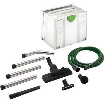 Festool 497700 Tradesman/Installer Cleaning Set Sale $255.00 SKU: FESN497700 ID# 497700 UPC# 14549149793 :