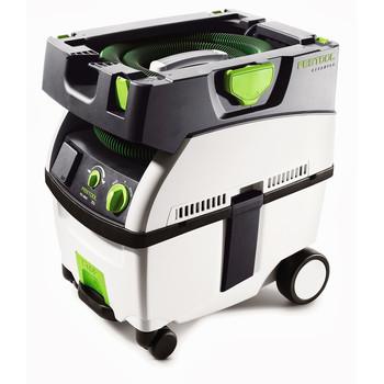 Festool 574787 CT MIDI HEPA 3.3 Gallon Mobile Dust Extractor