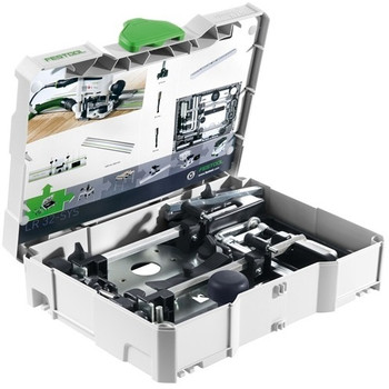 Festool 584100 Hole Drilling Set with T-Loc Systainer for OF 1010 and OF 1400 Sale $495.00 SKU: FESN584100 ID# 584100 UPC# 14549149311 :