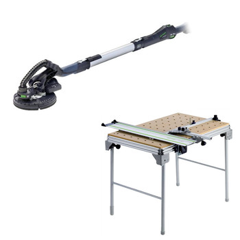 Picture of Festool C10495315 Planex Drywall Sander plus Multi-Function Work Table