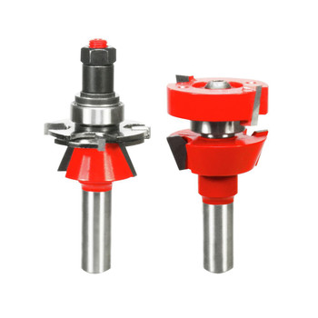 Picture of Freud 99-762 Shaker Adjustable Stile and Rail Router Bits